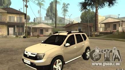 Dacia Duster 2010 SUV 4x4 für GTA San Andreas