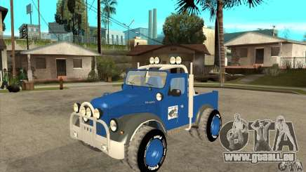Aro M461 - Offroad Tuning pour GTA San Andreas