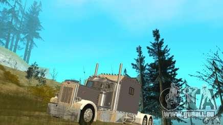 Peterbilt 379 Custom Legacy pour GTA San Andreas