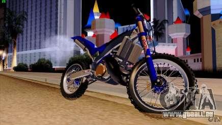 Honda CR 250 Stunt pour GTA San Andreas