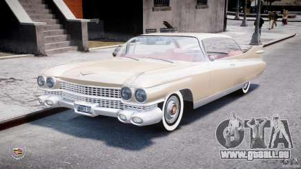 Cadillac Eldorado 1959 (Lowered) für GTA 4