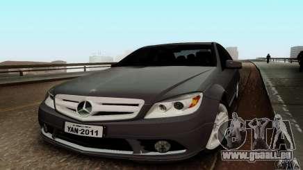 Mercedes-Benz C180 für GTA San Andreas