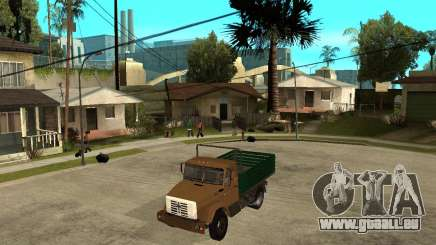 ZIL-433362 Extra Pack 1 für GTA San Andreas