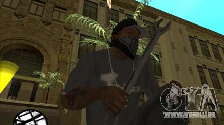 Schraubenschlüssel für GTA San Andreas