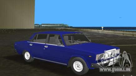 VAZ 2107 LADA Auto für GTA Vice City