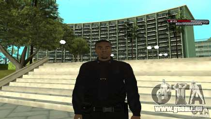 Agent de police pour GTA San Andreas