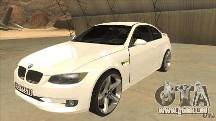 BMW 335i Coupe 2011 für GTA San Andreas