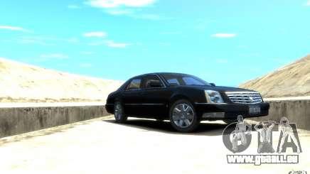 Cadillac DTS v 2.0 pour GTA 4