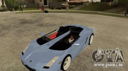 Lamborghini Concept-S für GTA San Andreas