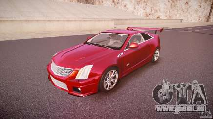 Cadillac CTS-V Coupe pour GTA 4