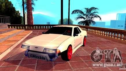 Elegy Drift Masters v0.2 pour GTA San Andreas