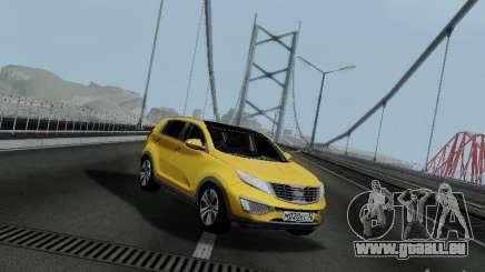 KIA Sportage pour GTA San Andreas