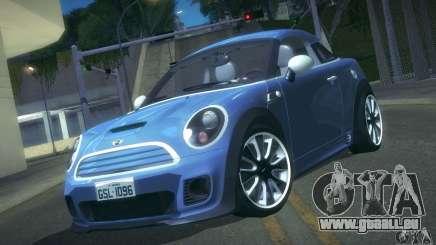Mini Concept Coupe 2010 für GTA San Andreas