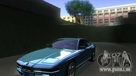 BMW 850CSi 1995 für GTA San Andreas