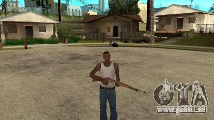 Armes de call of duty pour GTA San Andreas