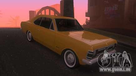 Chevrolet Opala Gran Luxo pour GTA San Andreas