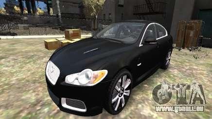 Jaguar XFR pour GTA 4