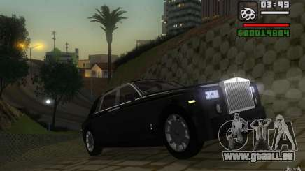 Rolls-Royce Phantom EWB für GTA San Andreas