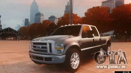 Ford F350 Duty pour GTA 4