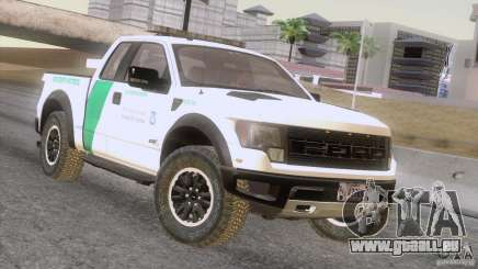 Ford Raptor pour GTA San Andreas