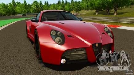 Alfa Romeo 8C Competizione Body Kit 2 für GTA 4
