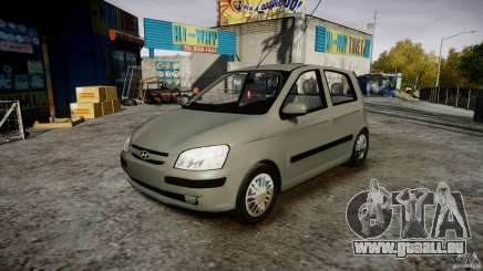 Hyundai Getz 2005 pour GTA 4