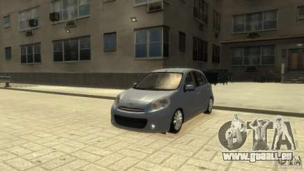Nissan Micra für GTA 4