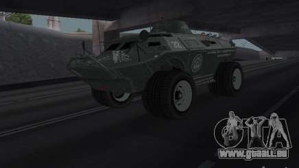 APC de GTA TBoGT FIV pour GTA San Andreas