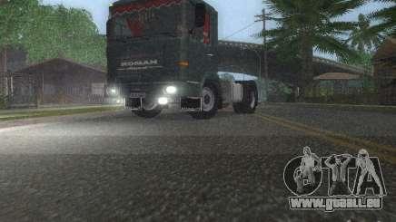 Roman R 10215 FS für GTA San Andreas