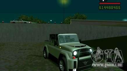 UAZ 469 Tuning pour GTA San Andreas