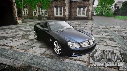 Mercedes Benz SL65 AMG pour GTA 4