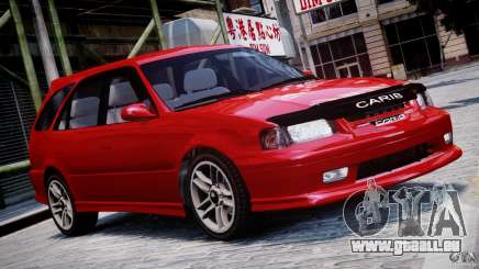 Toyota Sprinter Carib BZ-Touring 1999 [Beta] für GTA 4