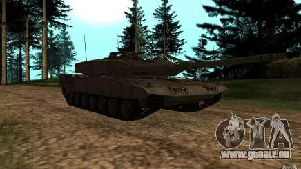 Leopard 2a7 pour GTA San Andreas