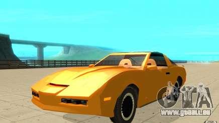 Pontiac Firebird 1989 K.I.T.T. pour GTA San Andreas
