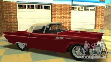Ford Thunderbird 1957 für GTA San Andreas