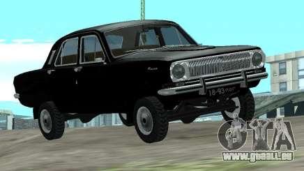GAZ-24 WOLGA 95 für GTA San Andreas