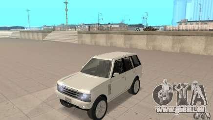 Range Rover Vogue 2003 pour GTA San Andreas