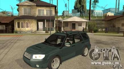 Subaru Forester für GTA San Andreas