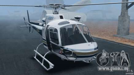 Eurocopter AS350 Ecureuil (Squirrel) pour GTA 4