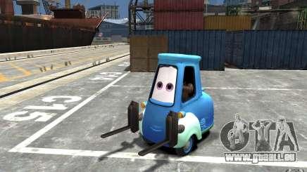 Guido Cars Mater-nationaler für GTA 4