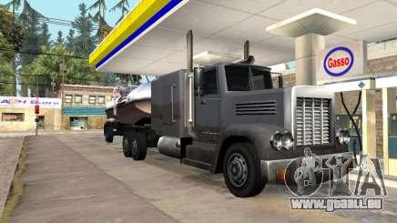 Packer Truck für GTA San Andreas