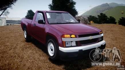 Chevrolet Colorado 2005 für GTA 4