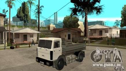Camion MAZ 5551 pour GTA San Andreas