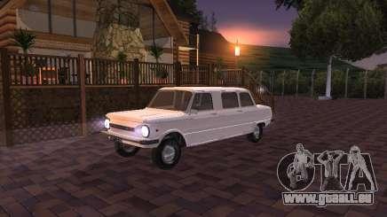 ZAZ 968 m Limousine pour GTA San Andreas