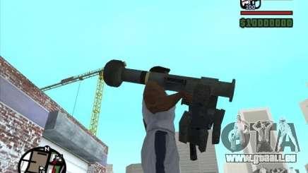 FGM-148 Dževlin für GTA San Andreas