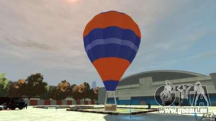 Balloon Tours option 6 pour GTA 4