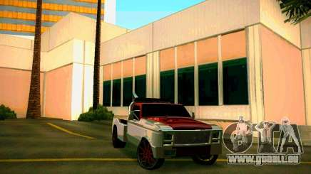Towtruck tuned pour GTA San Andreas