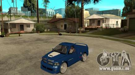 Dodge RAM SRT-10 für GTA San Andreas