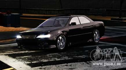 Toyota MARK II 1990 pour GTA 4