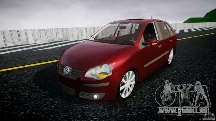 Volkswagen Polo 1998 pour GTA 4